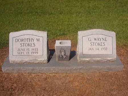 STOKES, DOROTHY M - Hempstead County, Arkansas | DOROTHY M STOKES - Arkansas Gravestone Photos