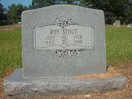 STOUT, ROY - Hempstead County, Arkansas | ROY STOUT - Arkansas Gravestone Photos