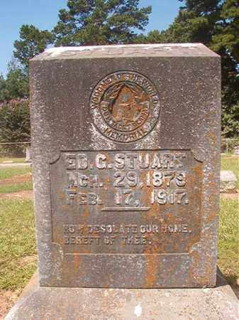 STUART, ED G - Hempstead County, Arkansas | ED G STUART - Arkansas Gravestone Photos