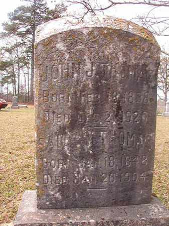 THOMAS, JOHN  J - Hempstead County, Arkansas | JOHN  J THOMAS - Arkansas Gravestone Photos