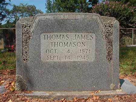 THOMASON, THOMAS JAMES - Hempstead County, Arkansas | THOMAS JAMES THOMASON - Arkansas Gravestone Photos