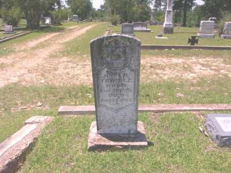 TRIMBLE, JOHN D. - Hempstead County, Arkansas | JOHN D. TRIMBLE - Arkansas Gravestone Photos