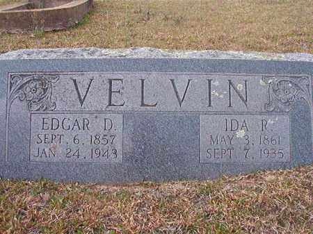 VELVIN, IDA R - Hempstead County, Arkansas   IDA R VELVIN - Arkansas Gravestone Photos