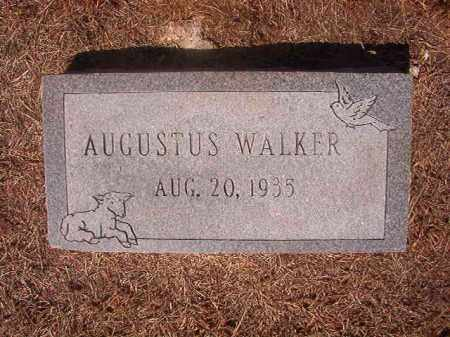 WALKER, AUGUSTUS - Hempstead County, Arkansas | AUGUSTUS WALKER - Arkansas Gravestone Photos
