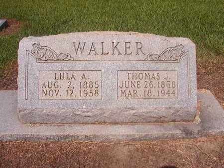 WALKER, THOMAS J - Hempstead County, Arkansas | THOMAS J WALKER - Arkansas Gravestone Photos