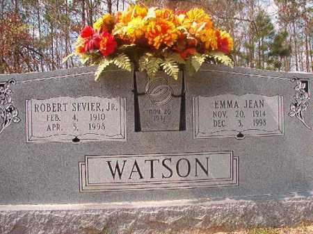 WATSON, EMMA JEAN - Hempstead County, Arkansas | EMMA JEAN WATSON - Arkansas Gravestone Photos