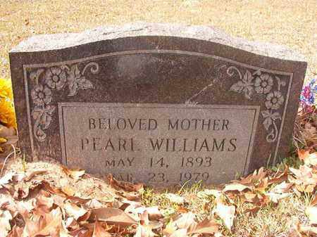 WILLIAMS, PEARL - Hempstead County, Arkansas | PEARL WILLIAMS - Arkansas Gravestone Photos