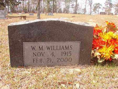 WILLIAMS, W M - Hempstead County, Arkansas | W M WILLIAMS - Arkansas Gravestone Photos