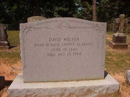 WILSON, DAVID - Hempstead County, Arkansas | DAVID WILSON - Arkansas Gravestone Photos