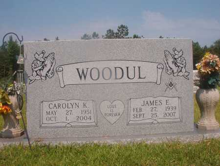 WOODUL, JAMES E - Hempstead County, Arkansas | JAMES E WOODUL - Arkansas Gravestone Photos