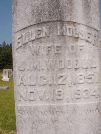 WOODUL, ELLEN - Hempstead County, Arkansas | ELLEN WOODUL - Arkansas Gravestone Photos