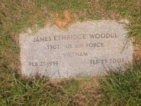 WOODUL (VETERAN VIET), JAMES ETHRIDGE - Hempstead County, Arkansas | JAMES ETHRIDGE WOODUL (VETERAN VIET) - Arkansas Gravestone Photos
