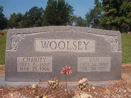 WOOLSEY, CHARITY - Hempstead County, Arkansas | CHARITY WOOLSEY - Arkansas Gravestone Photos
