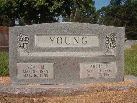 YOUNG, ARCH P - Hempstead County, Arkansas | ARCH P YOUNG - Arkansas Gravestone Photos