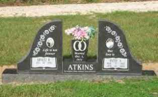 ATKINS, PATSY ALMARIE - Hot Spring County, Arkansas | PATSY ALMARIE ATKINS - Arkansas Gravestone Photos