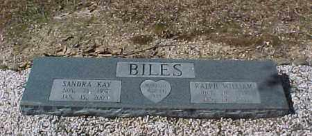 BILES, RALPH WILLIAM - Hot Spring County, Arkansas | RALPH WILLIAM BILES - Arkansas Gravestone Photos