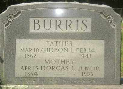 BURRIS, GIDEON - Hot Spring County, Arkansas | GIDEON BURRIS - Arkansas Gravestone Photos
