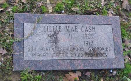 CASH, LILLIE MAE - Hot Spring County, Arkansas | LILLIE MAE CASH - Arkansas Gravestone Photos