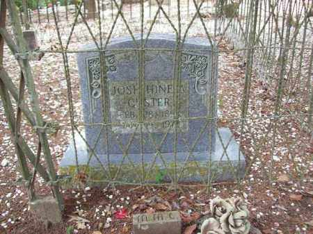 CUSTER, JOSEPHINE - Hot Spring County, Arkansas | JOSEPHINE CUSTER - Arkansas Gravestone Photos