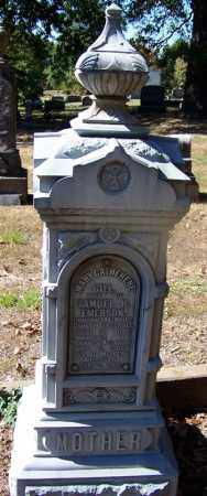 GILL EMERSON, MARY CATHERINE - Hot Spring County, Arkansas | MARY CATHERINE GILL EMERSON - Arkansas Gravestone Photos