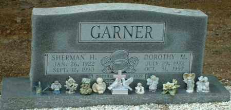 HOWELL GARNER, DOROTHY M. - Hot Spring County, Arkansas | DOROTHY M. HOWELL GARNER - Arkansas Gravestone Photos