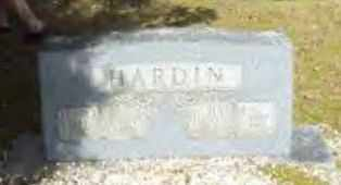 MOORE HARDIN, HATTIE CORENA - Hot Spring County, Arkansas | HATTIE CORENA MOORE HARDIN - Arkansas Gravestone Photos