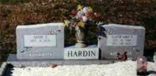 HARDIN, OMA T. - Hot Spring County, Arkansas | OMA T. HARDIN - Arkansas Gravestone Photos