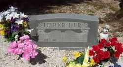HARKRIDER, ARLIN BURTON - Hot Spring County, Arkansas | ARLIN BURTON HARKRIDER - Arkansas Gravestone Photos