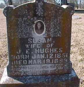 HUGHES, SUSAN - Hot Spring County, Arkansas | SUSAN HUGHES - Arkansas Gravestone Photos