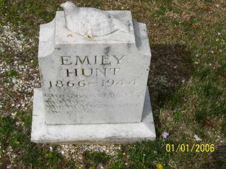 HUNT KNIGHT, EMILY - Hot Spring County, Arkansas | EMILY HUNT KNIGHT - Arkansas Gravestone Photos