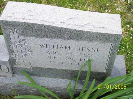 "LOOKADOO, WILLIAM JESSE ""JESS"" - Hot Spring County, Arkansas 