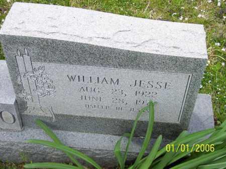 "LOOKADOO, WILLIAM JESSE ""JESS"" - Hot Spring County, Arkansas | WILLIAM JESSE ""JESS"" LOOKADOO - Arkansas Gravestone Photos"
