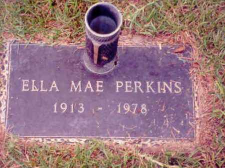 SCRAPE PERKINS, ELLA MAE - Hot Spring County, Arkansas | ELLA MAE SCRAPE PERKINS - Arkansas Gravestone Photos