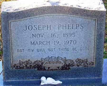 PHELPS, JOSEPH - Hot Spring County, Arkansas | JOSEPH PHELPS - Arkansas Gravestone Photos