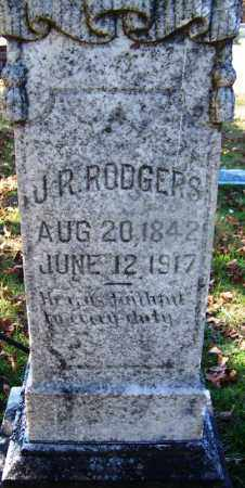 RODGERS, J R (CLOSE UP) - Hot Spring County, Arkansas | J R (CLOSE UP) RODGERS - Arkansas Gravestone Photos