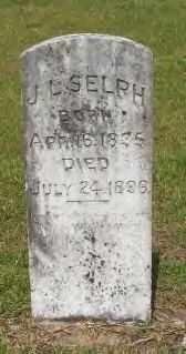 SELPH, JOHN L. - Hot Spring County, Arkansas | JOHN L. SELPH - Arkansas Gravestone Photos