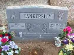 TANKERSLEY, MARTHA - Hot Spring County, Arkansas | MARTHA TANKERSLEY - Arkansas Gravestone Photos