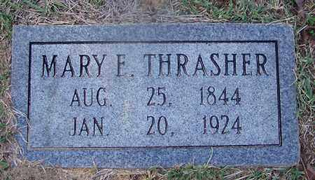 THRASHER, MARY E - Hot Spring County, Arkansas | MARY E THRASHER - Arkansas Gravestone Photos