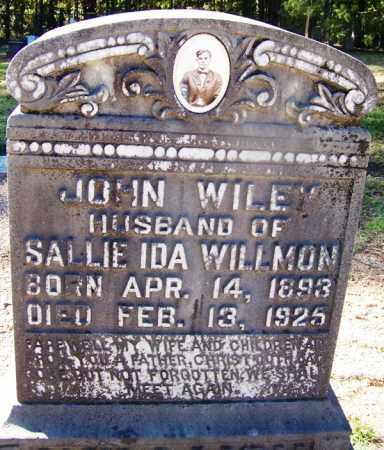 WILLMON, JOHN WILEY - Hot Spring County, Arkansas | JOHN WILEY WILLMON - Arkansas Gravestone Photos