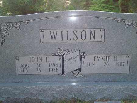 WILSON, JOHN H - Hot Spring County, Arkansas | JOHN H WILSON - Arkansas Gravestone Photos