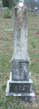 PRYOR YANCY, BESSIE A - Hot Spring County, Arkansas | BESSIE A PRYOR YANCY - Arkansas Gravestone Photos