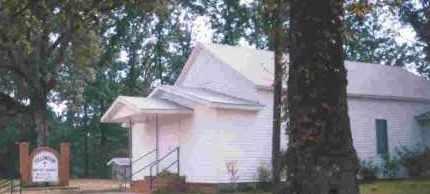 *FELLOWSHIP BAPTIST CHURCH,  - Howard County, Arkansas |  *FELLOWSHIP BAPTIST CHURCH - Arkansas Gravestone Photos