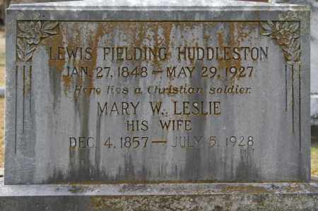 HUDDLESTON, LEWIS - Howard County, Arkansas | LEWIS HUDDLESTON - Arkansas Gravestone Photos