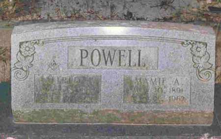 BRATCHER POWELL, MAMIE ADEL - Howard County, Arkansas | MAMIE ADEL BRATCHER POWELL - Arkansas Gravestone Photos