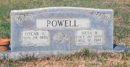 POWELL, NITA B. - Howard County, Arkansas | NITA B. POWELL - Arkansas Gravestone Photos