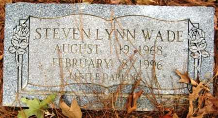 WADE, STEVEN LYNN - Howard County, Arkansas | STEVEN LYNN WADE - Arkansas Gravestone Photos