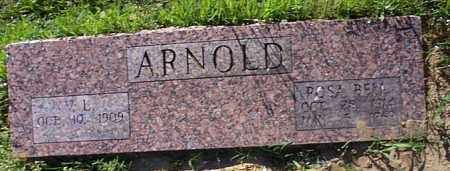 ARNOLD, V. L. - Independence County, Arkansas | V. L. ARNOLD - Arkansas Gravestone Photos