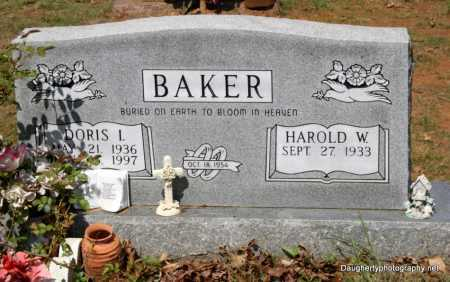 BAKER, DORIS - Independence County, Arkansas | DORIS BAKER - Arkansas Gravestone Photos