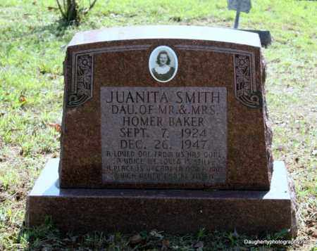 SMITH, JUANITA - Independence County, Arkansas | JUANITA SMITH - Arkansas Gravestone Photos