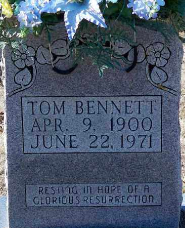 BENNETT, TOM - Independence County, Arkansas | TOM BENNETT - Arkansas Gravestone Photos